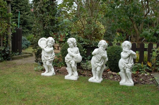 Бетонные скульптуры. Купить скульптуру для сада