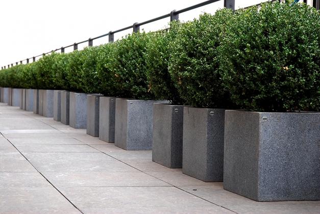 Вазы из бетона. Купить вазу из бетона