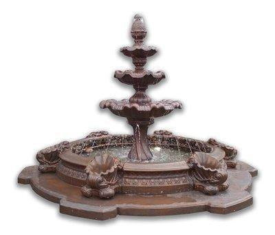 Скульптуры под бронзу