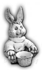 Заяц с корзиной — С 161