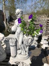 Фонтан Девушка с вазой - Ф 109
